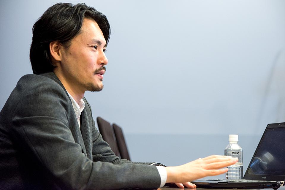 WORKSIGHT編集長・山下正太郎氏