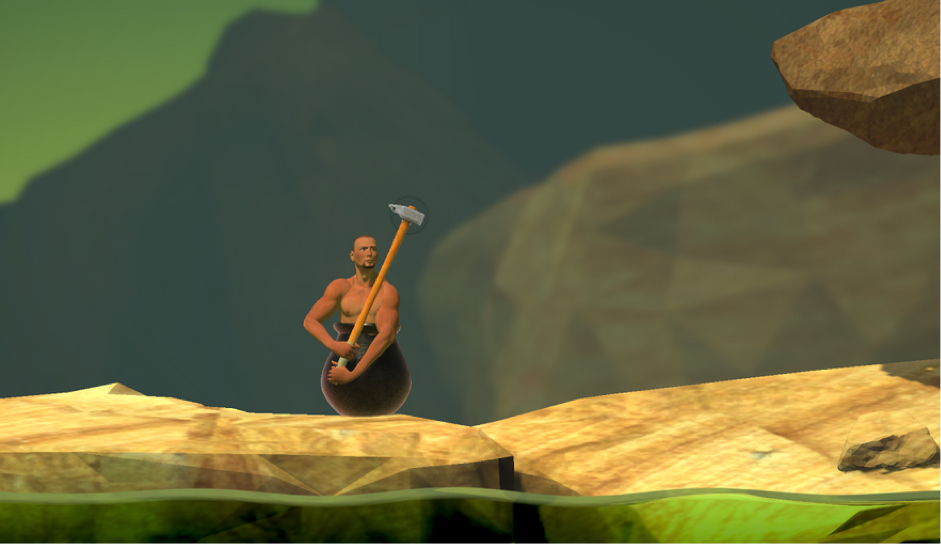 getting over it with bennett foddy ダウンロード