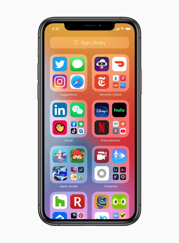 Apple_ios14-app-library