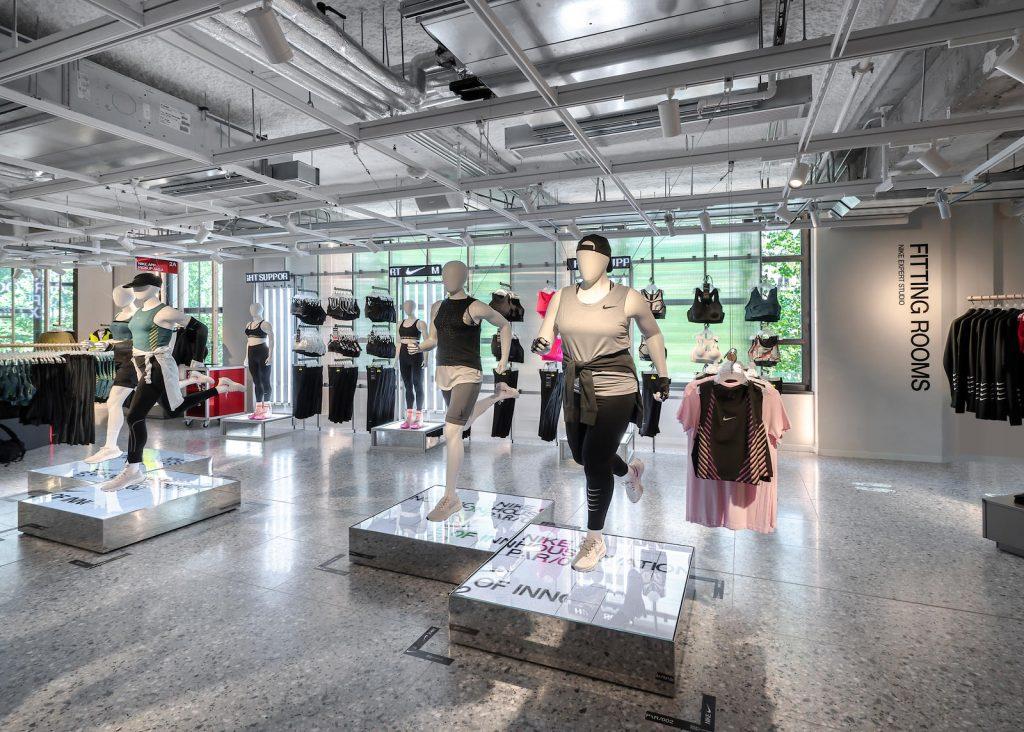 Nike Paris House of Innovation 002