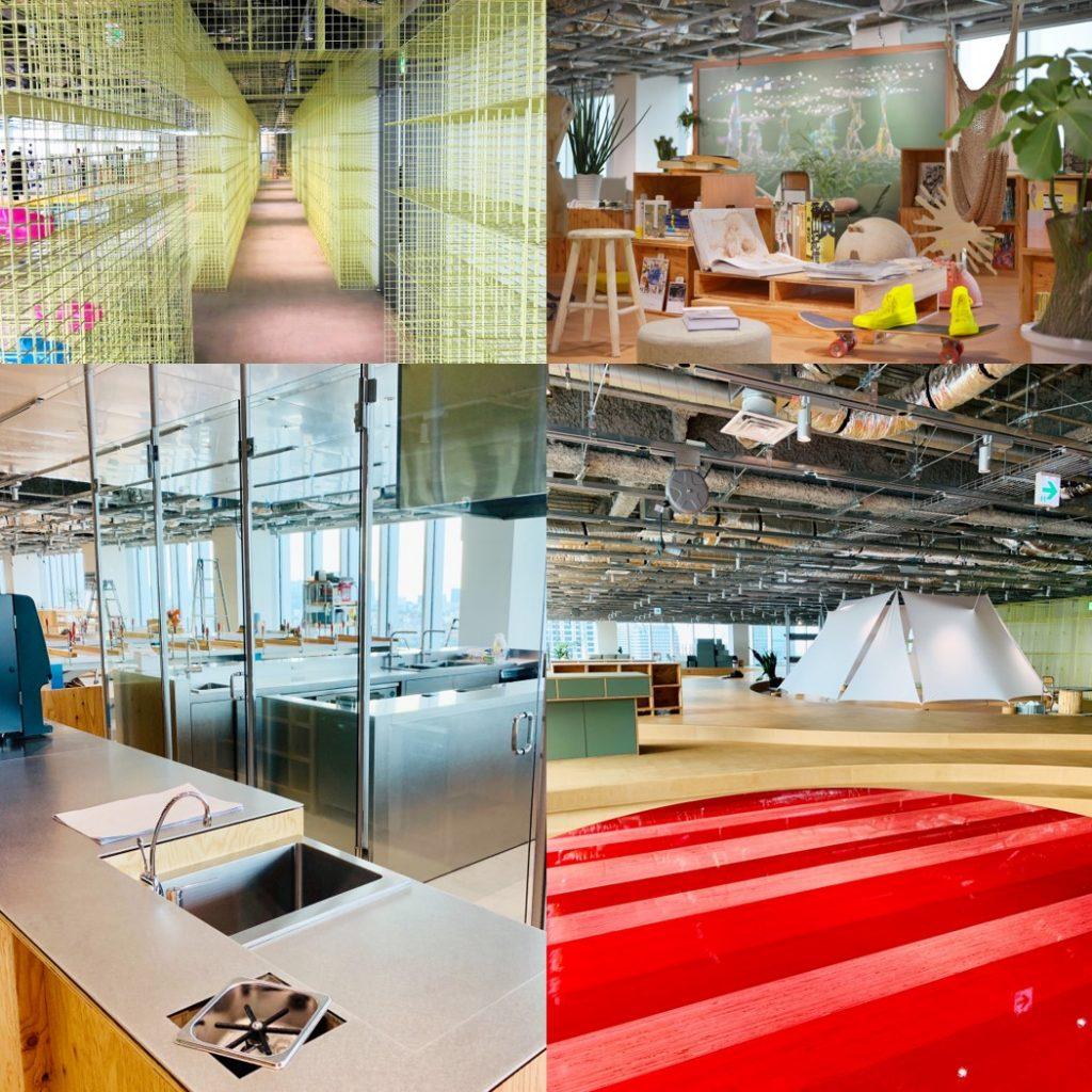 UNIVERSITY of CREATIVITY TOKYO Campus