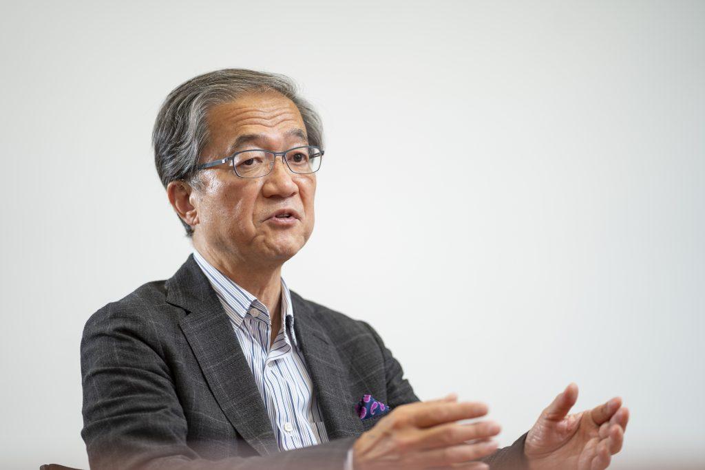 デロンギ・ジャパン 杉本敦男氏