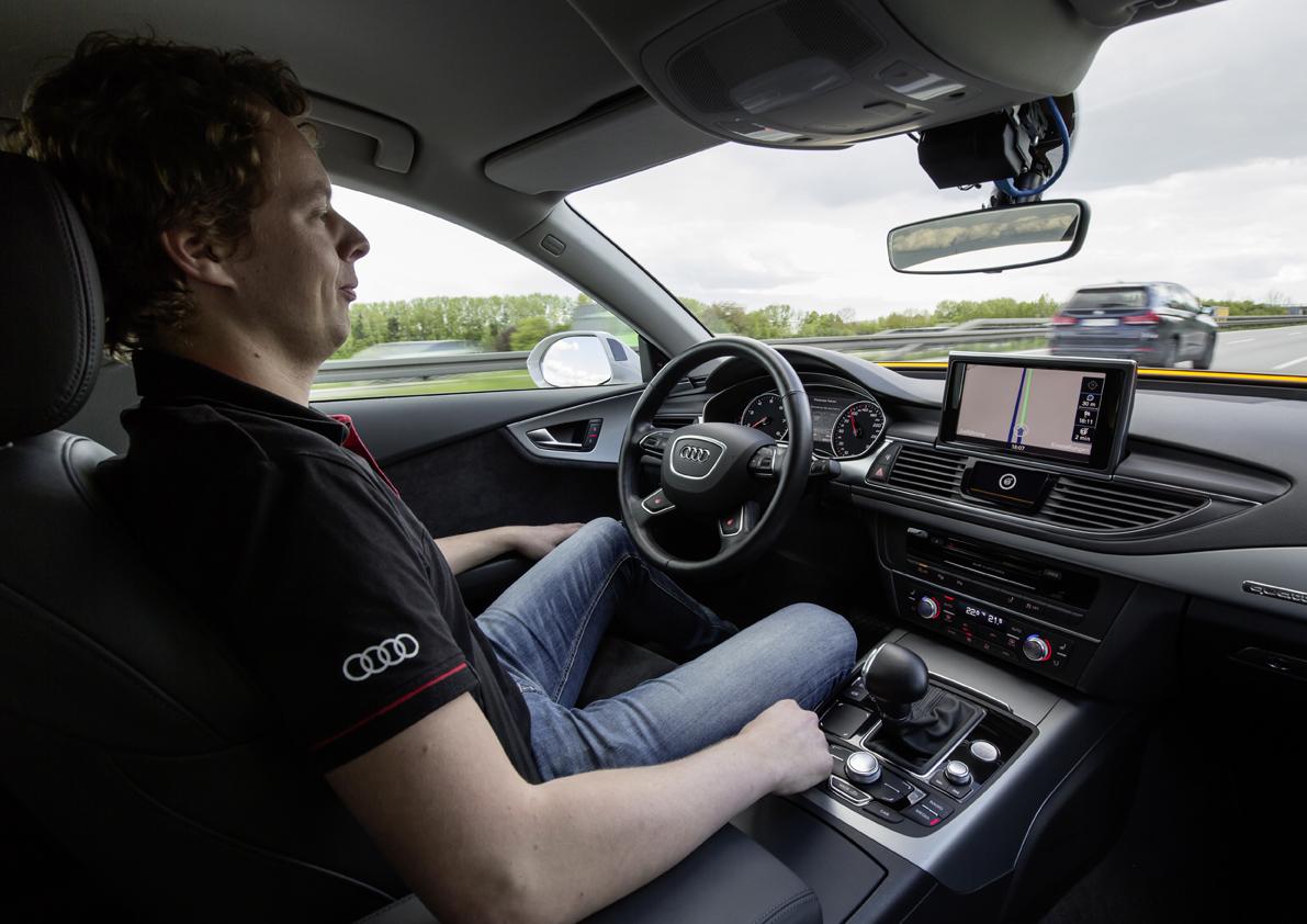 アウディ首脳が語る、AIによる自動運転車の可能性、そして残された重要な課題