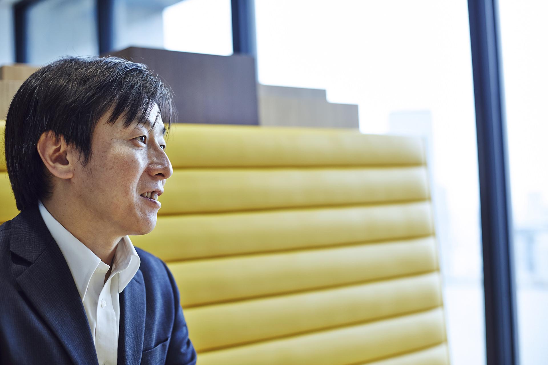 """私たちが向かうのは個人も企業も""""ビジョン""""が何より大切になる時代——サイボウズ青野慶久"""