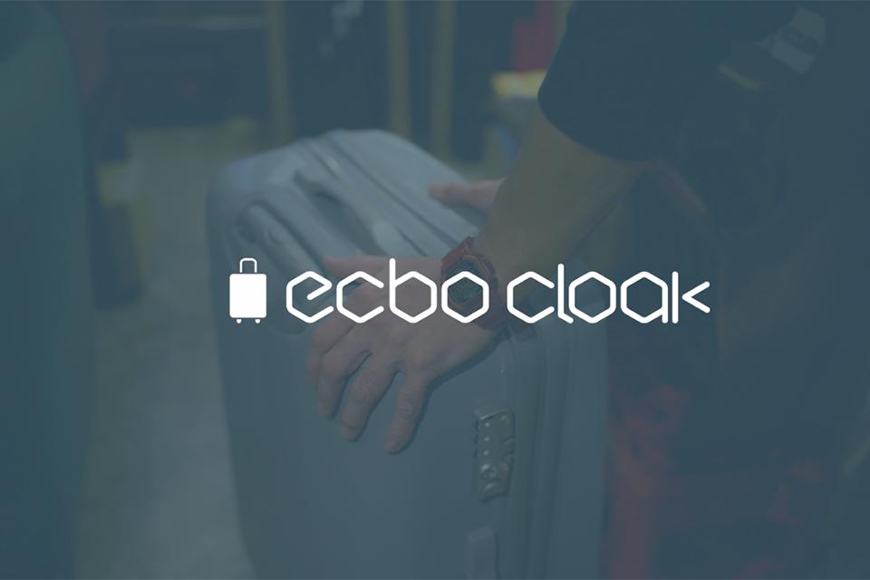 カフェもカラオケも、神社さえコインロッカーになる「ecbo cloak」