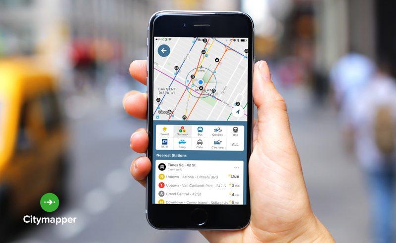 世界的な乗換案内アプリがバスを運行開始。目的は「ソフトウェアのさらなる進化」