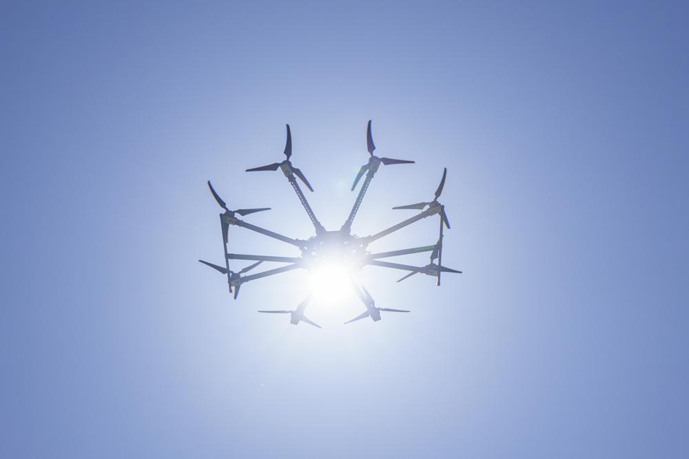 開放された周波数169MHz帯はロボット・ドローンの新たな光となるか