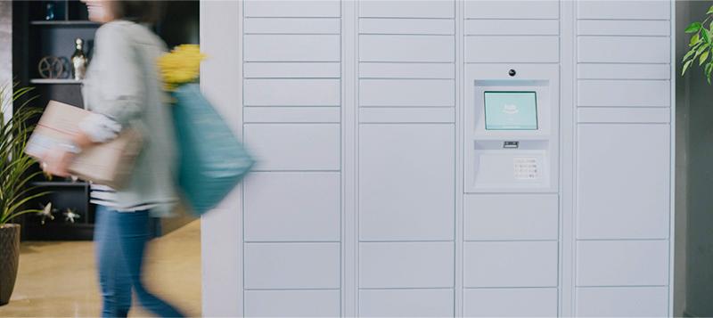なぜAmazonは無料で宅配ロッカーを配るのか?