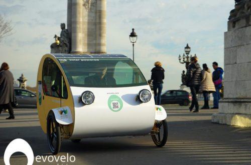 自家発電するクルマはいかが?超小型モビリティが都市をスイスイ走る未来はもうすぐ到来