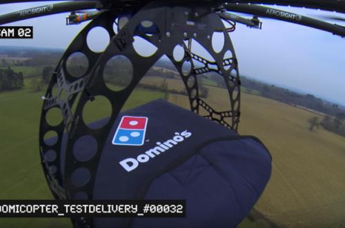 デリバリーの革新は「ピザ」から始まる。ドローン、自動運転を牽引する「ピザテック」領域