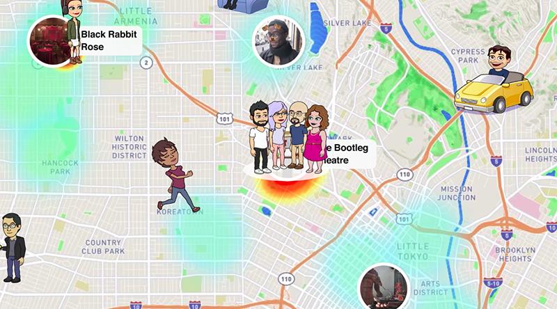 災害の裏で「Snapchat」が活躍、SNS×位置情報はどんな可能性を示したか