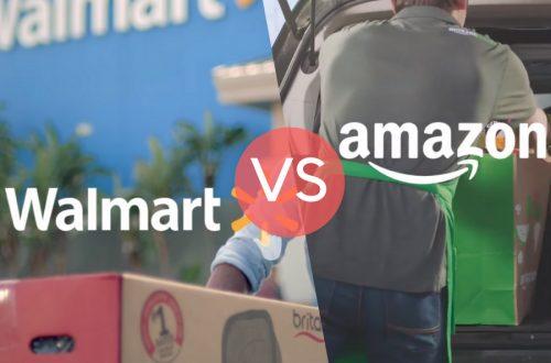 """全方位的にぶつかる""""Amazon""""と""""Walmart""""。その衝突から購買体験の未来が見える"""