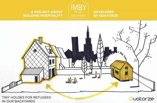 「タイニーハウス」は難民も救う?地元民と難民の交流を育むフランスの社会実験