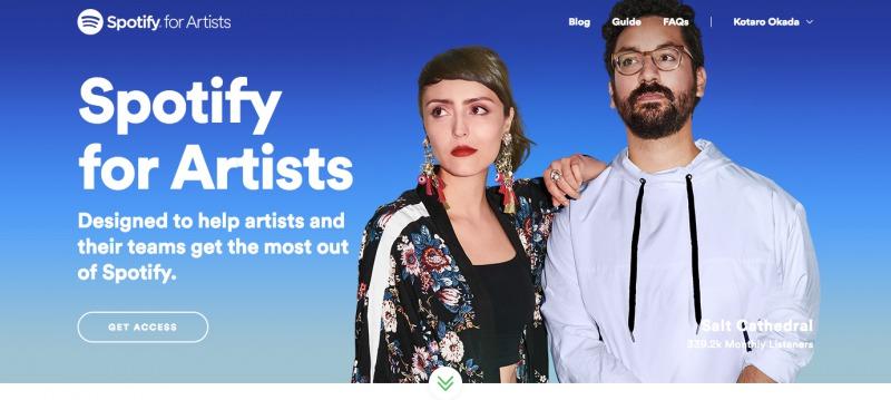 アーティストもデータ分析する時代に。Spotifyの台頭で変わる音楽ビジネス