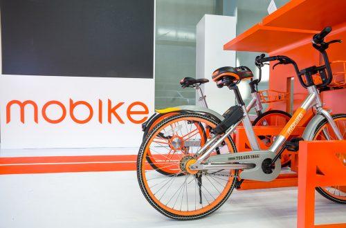「LINE×モバイク」シェアバイク事業で資本業務提携!国内で「Mobike」の展開を拡大・加速