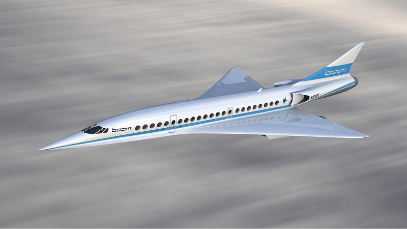フライト時間は半分に? JALも出資した超音速旅客機が実現する未来