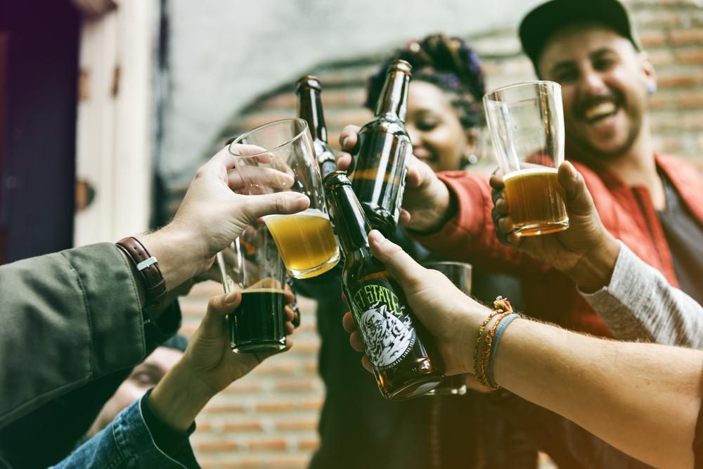 米国のビール市場で好調のクラフトビール!トップ40ブランドが2桁の大幅成長を記録