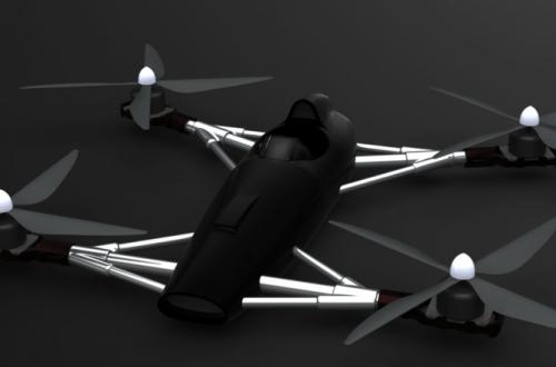 2020年に登場?空飛ぶ自動車グランプリレース