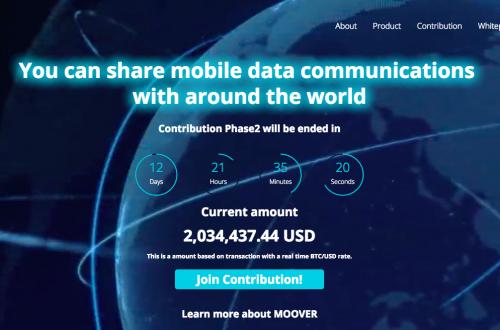 """スマホの通信制限とおさらば?「モバイルデータ通信」のシェアリングサービス""""MOOVER"""""""