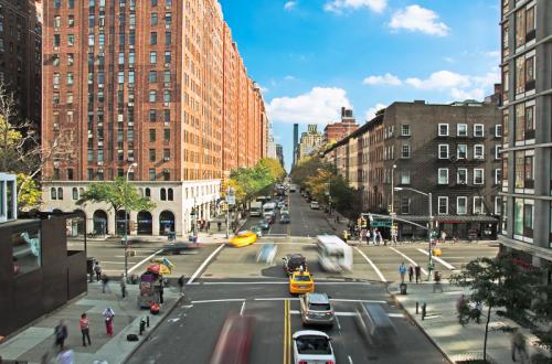 """NYでは""""店舗のない""""レストランが増加中。フードデリバリー産業の成長が後押し"""