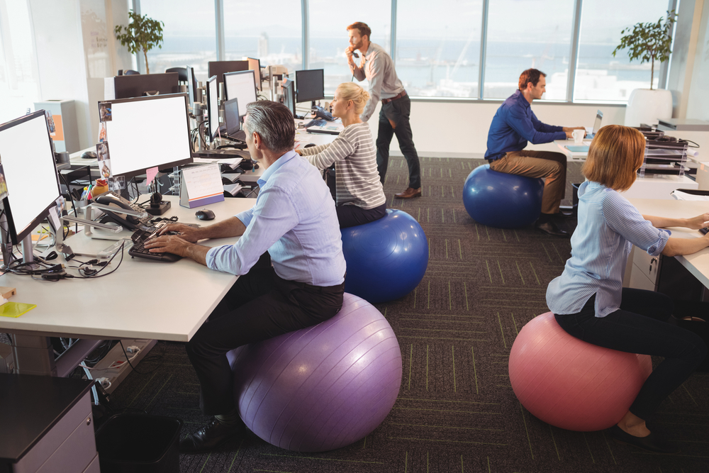 AIがオフィスの健康管理にもたらすイノベーション?「健康経営」をチームで実現する新サービス