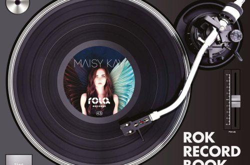 """音楽は""""聴く""""から""""見る""""へと進化する。音楽とARの融合により生まれたAR Record Bookとは?"""