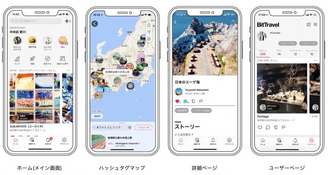 ユーザーに最適化した情報をAIで。情報の取捨選択による手間と時間を削減する旅行サービス「Deaps」