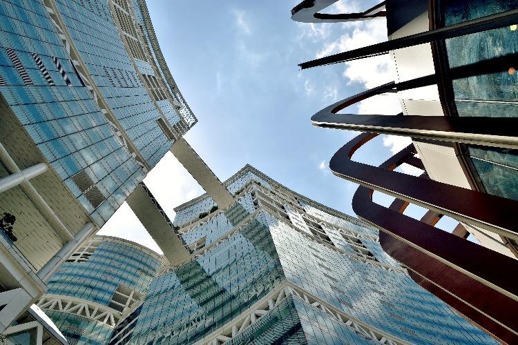 航空大手エアバスも参画、「ドローン・エステート」がシンガポールに登場