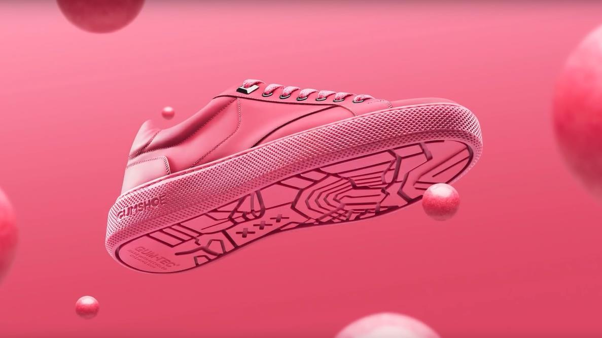 世界初、ポイ捨てチューインガムから作るスニーカー発売。オランダ発のごみ対策イノベーションの数々