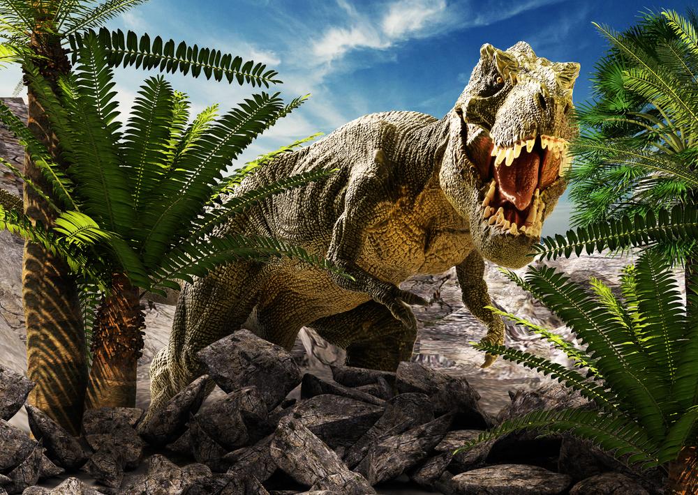 『ジュラシック・パーク』が現実になる?ドローン活用で加速する恐竜発掘