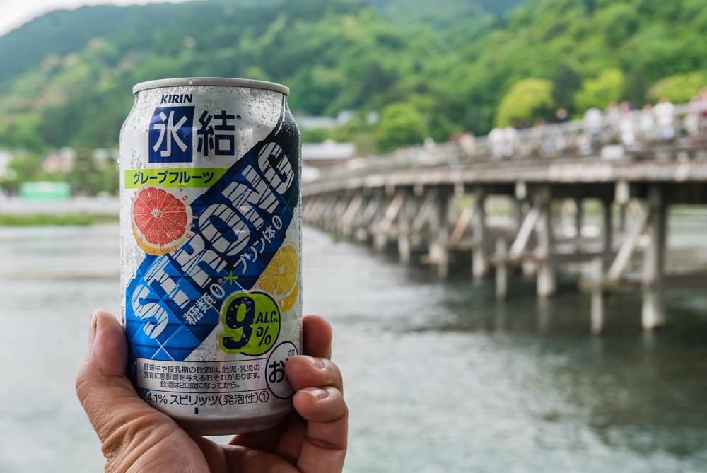 RTDがトレンド、成長する高アルコール市場。缶チューハイが第3のビールを購入頻度で上回る