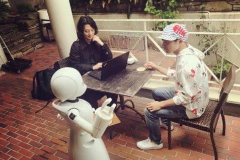 """分身ロボットでテレワーク?""""遠隔からの出社""""を可能とする新しいテレワークの形"""