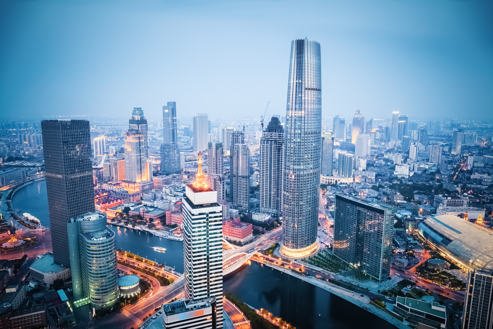 環境保全と経済成長を両立する「天津エコシティー」ーー中国とシンガポールが共同開発