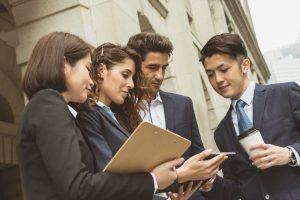 グローバルな人材移動はテクノロジーが加速させる。企業と海外人材をつなぐ、AIマッチングサービス