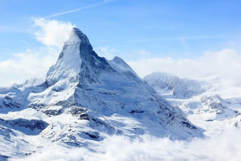 標高3,000mのマッターホルンの3D空撮をドローンで成功。留まるところを知らないドローンの進化