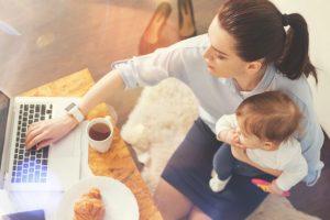 働くママの救世主?新しいワークスタイルを提案するチームFINTY(フィンティ)とは?