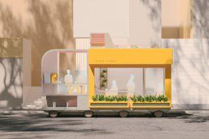 車輪の上に新たなスペースが生まれる、パーソナルモビリティの未来〜IKEA発クリエイティブラボ「Space10」