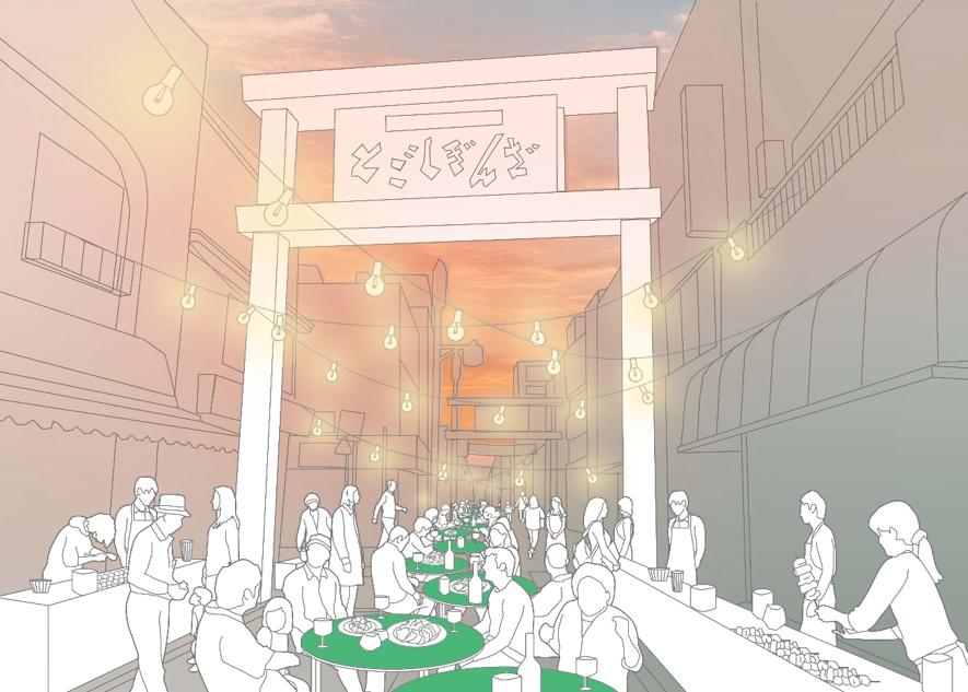 """駅や街を超えてつくられる""""沿線コミュニティ""""。池上線全線祭りにみる路線のブランディング戦略"""