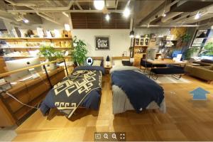 スマホでショールーム体験、VR+AR技術でインテリアを自宅シミュレーション