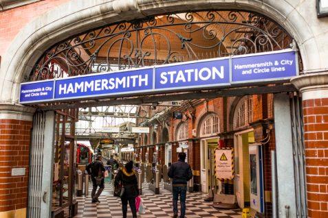 西ロンドンにスタートアップ・大手企業が集まる新たなテックハブ「ハマースミス」、欧州最大規模を目指す