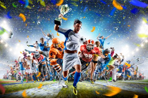 アスリートとオンライン上で交流できるコンテンツ「Athlete Channel」登場
