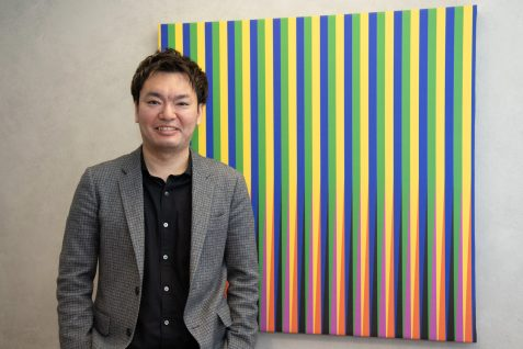 「香り×テクノロジー」新しいライフスタイルを提供する。ー 株式会社CODE Meee 太田 賢司