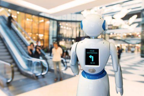 JAL、羽田空港で遠隔操作ロボット「JET」トライアル開始