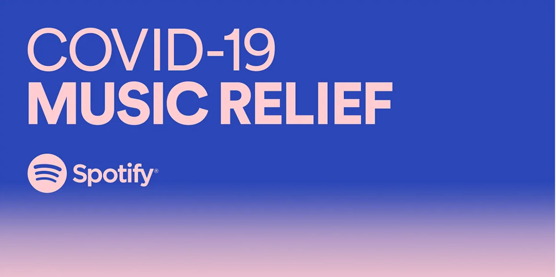 Spotify、音楽業界支援プロジェクト開始 アーティストへ直接寄付が可能に
